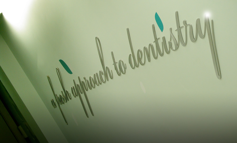 Peppermint Signage by design4dentists