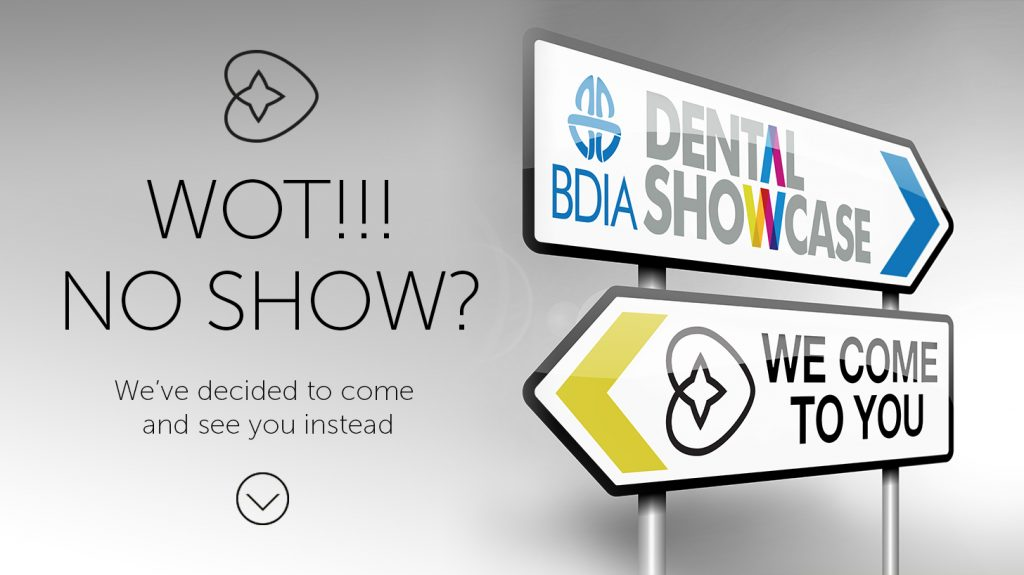 BDIA Dental Showcase 2018 & design4dentists